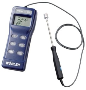 Wohler DT 310 Differential Thermometer
